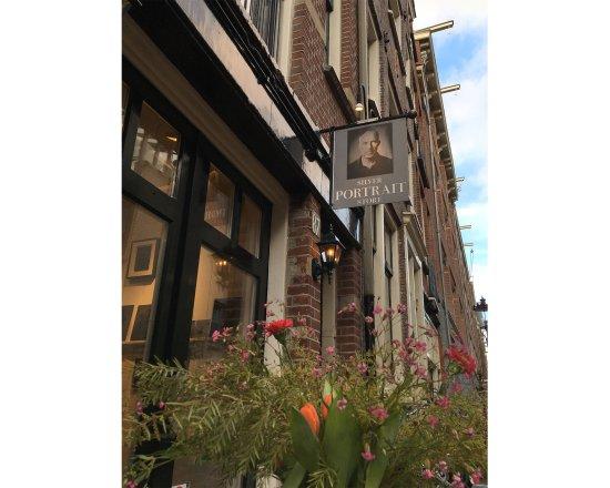 Silver Portrait Store Amsterdam