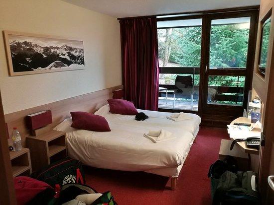 Hôtel Club mmv Saint-Gervais Le Monte Bianco : IMG_20180122_155058_large.jpg