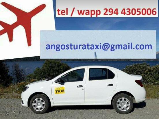 Taxi Aeropuerto Villa la Angostura Bariloche