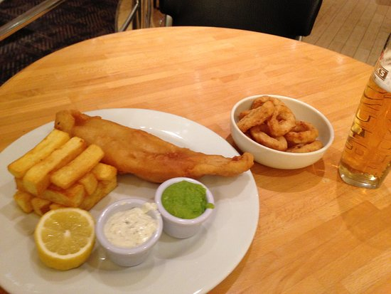 Corus Hotel Hyde Park London: Food at the Corus Hotel