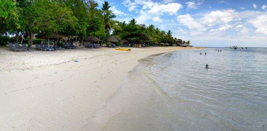 Castaway Island (Qalito), Fidżi: North Beach