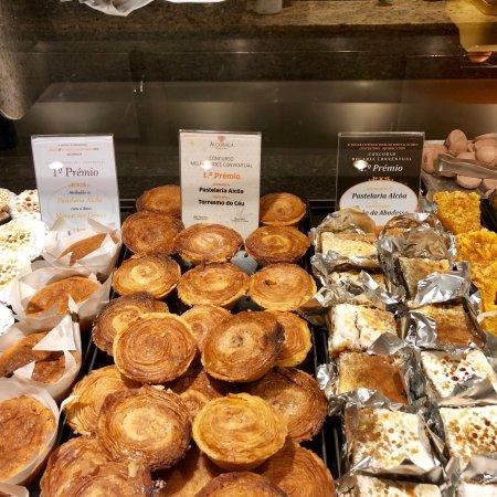 Award winning pastries!