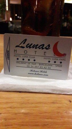 Luna Club Hotel: Hotel Luna Club