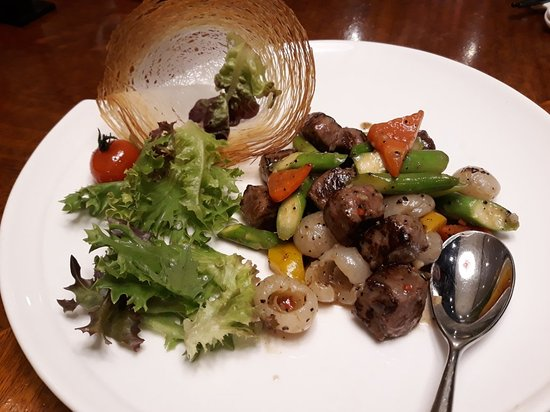 Xin cuisine chinese restaurant singapore restaurant for Asian cuisine singapore
