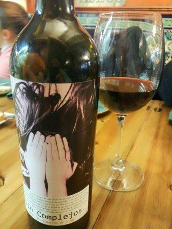 Paracuellos de Jarama, Spanien: Vinos originales. De Toro