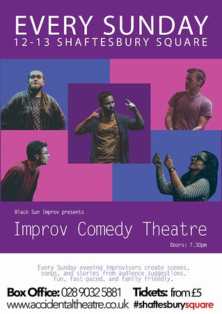 Belfast Improv Theatre School