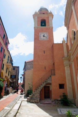 Montemarcello, Italia: Chiesa di San Pietro