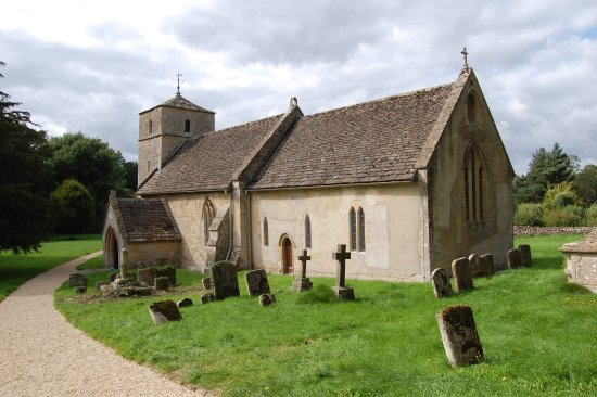 St Michael and St Martins Church