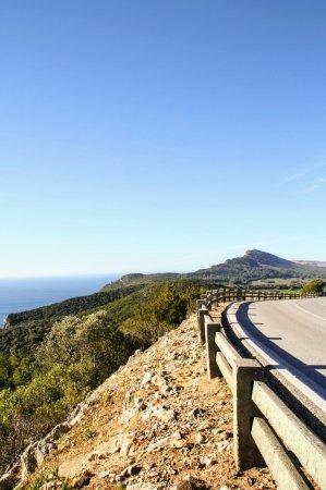 Bikeiberia Bike Tours & Rentals: Biking in Parque Natural da Arrabida with the help of my bikeiberia map!
