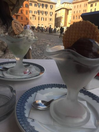 Tre Scalini : Something sweet..