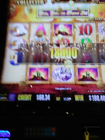 Montego Bay Casino Resort: Nice hit on Buffalo Gold