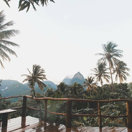 St. Lucia: The Pitons