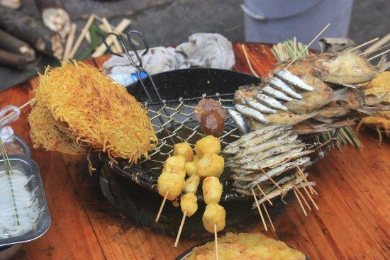 Des roestis dans le Guizhou