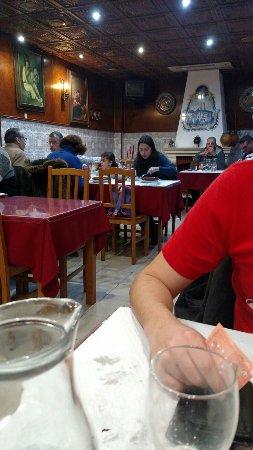 Algueirao - Mem Martins, Portugal: Estrela Do Minho Restaurante