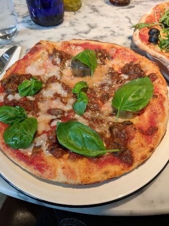 Img20180114125028largejpg Picture Of Pizza Express