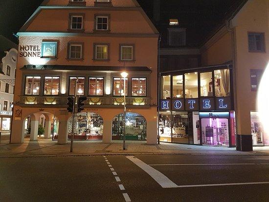 Hotel Sonne W Fussen Bild Von Hotel Sonne Fussen