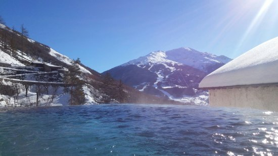 The bagni vecchi in bormio old thermal baths become new again
