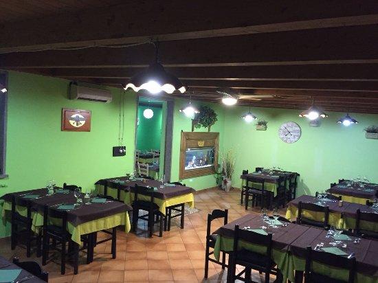 Castiglione in Teverina, Ιταλία: Trattoria Pizzeria Due Di Picche