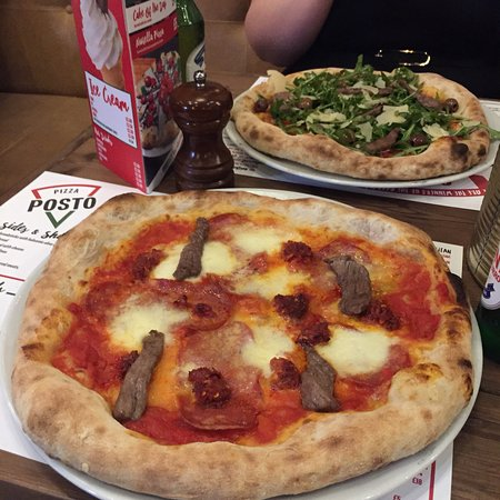 Photo1jpg Picture Of Pizza Posto Edinburgh Tripadvisor