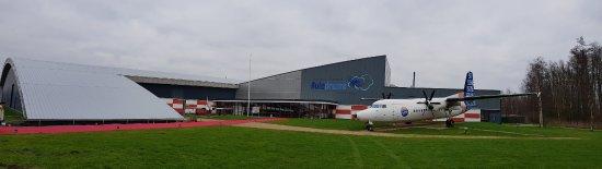 National Aviation Museum (Aviodrome): entree