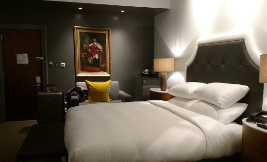 Radisson Blu Edwardian Vanderbilt: Quarto muito aconchegante e confortável!