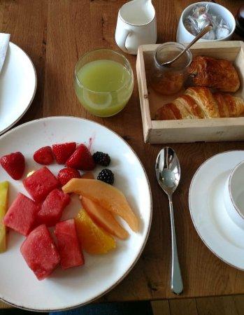 Radisson Blu Edwardian Vanderbilt: Café da manhã!