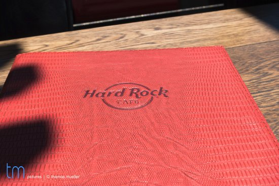 Hard Rock Cafe Cape Town: Logo