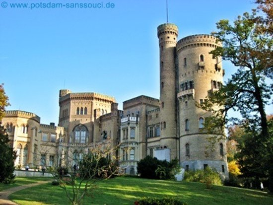 babelsberg castle potsdam babelsberg castle yorumlar tripadvisor. Black Bedroom Furniture Sets. Home Design Ideas