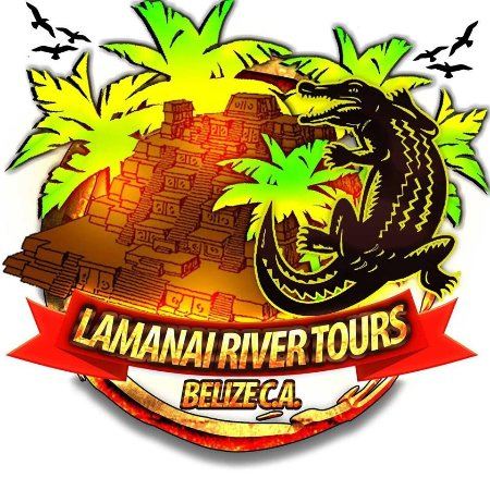 Orange Walk, Belize: Lamanai River Tours Logo