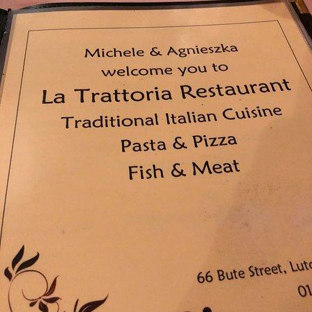 Luton Italian Restaurant Bute Street