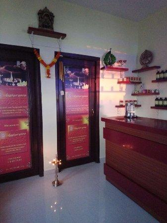Benaulim, India: Центр Аюрведы Ом-Намасте