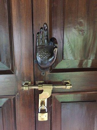Dwarika's Hotel: No key card needed