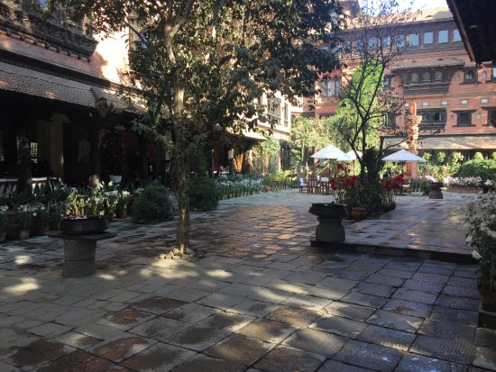 Dwarika's Hotel: Serne