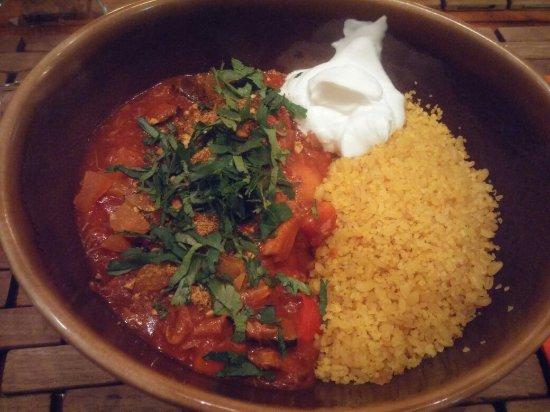 Duke Restaurant: Tajine marroquí