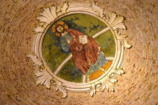 The Rotunda of St John the Baptist