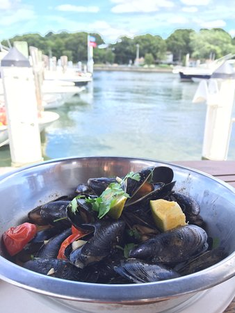 Canal Cafe: Mussels
