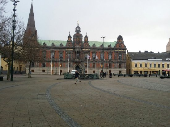 Malmo City Hall : 20180117_122801_large.jpg