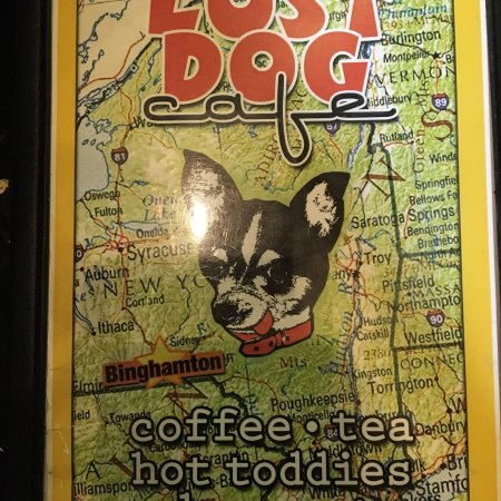 photo2 jpg - Picture of The Lost Dog Cafe, Binghamton - TripAdvisor