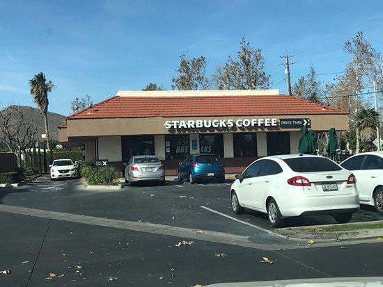 Starbucks on pierce off 91 freeway - Picture of Starbucks