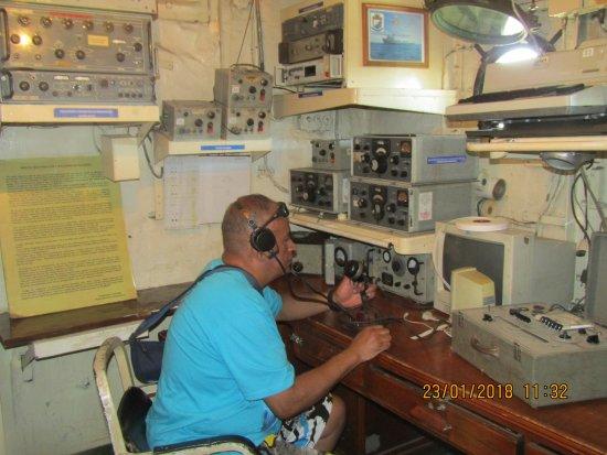 Museo Buque ARA General Irigoyen: Comunicándome con otros colegas...!!!