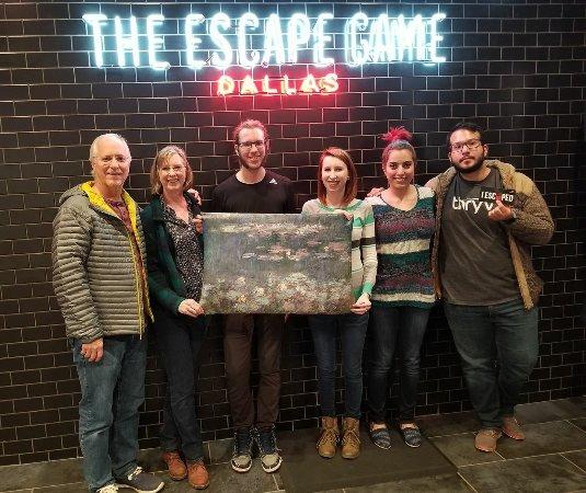 The Escape Game Dallas