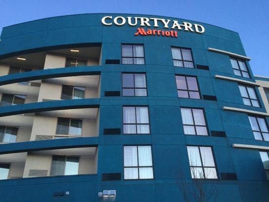 Courtyard Edmonton West: Courtyard by Marriott