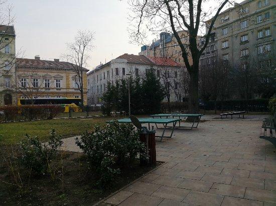 Markusovszky Square