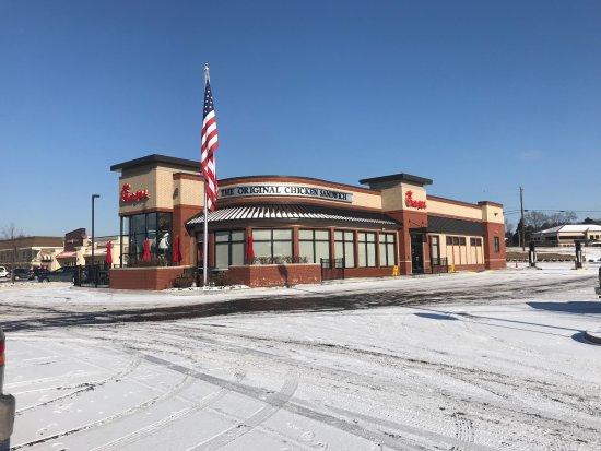 Lenoir City, TN: Snow Day 2018