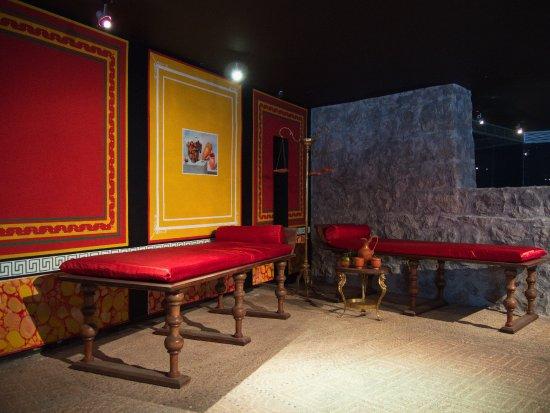 Reconstruction Of Dining Area Picture Of Casa De La Fortuna