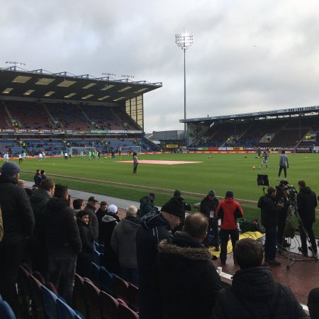 Burnley, UK: Turf Moor