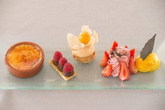 Vic-en-Bigorre, Francia: Assiette gourmande