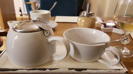 Kaplice, Tschechien: Sypaný čaj