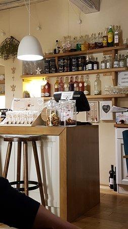 Kaplice, Tschechien: Kavárna