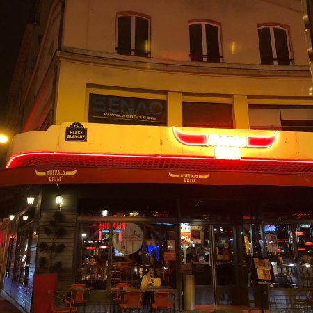 Buffalo grill paris 3 place blanche op ra bourse restaurant reviews phone number - Buffalo grill france locations ...